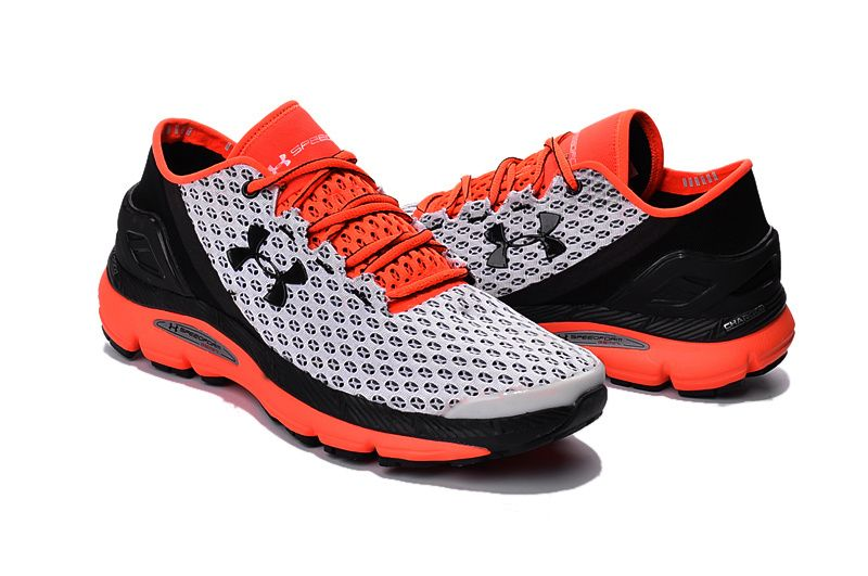 cheaper 70bf7 bb766 Under Armour Speedform™ Gemini Running Shoes Mens Gray Black ...