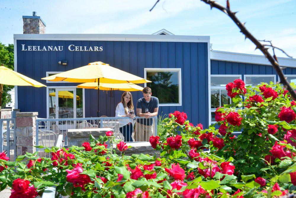 Leelanau Wine Cellars Leelanau Peninsula Wine Trail In