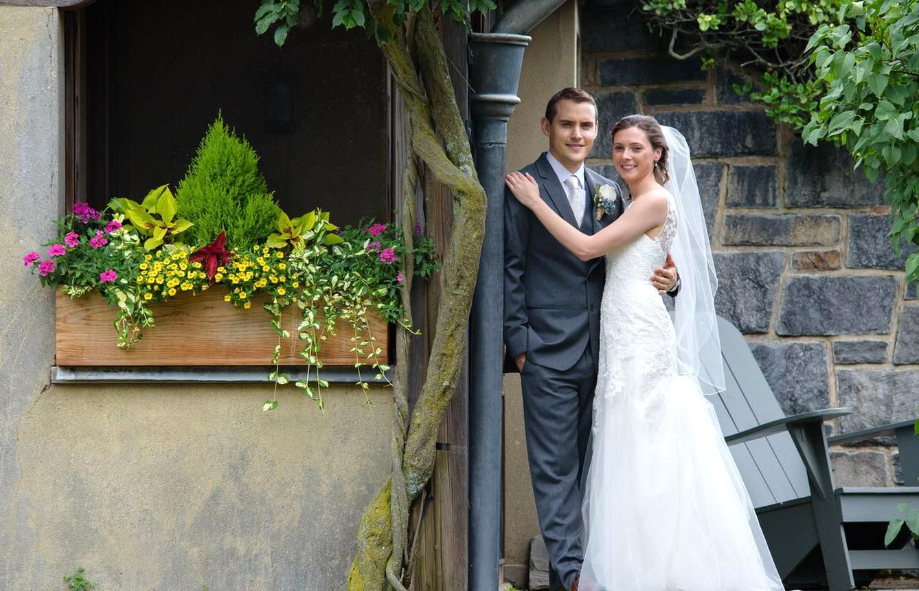 Lauren and Conor-Topsmead State Park and Litchfield Inn ...