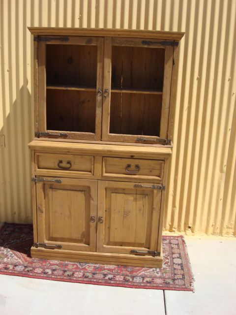 Antique Furniture Antique Primitive Pine Cabinet Hutch Jelly Cabinet  Antique Kitchen Cupboard - Antique Furniture Antique Primitive Pine Cabinet Hutch Jelly