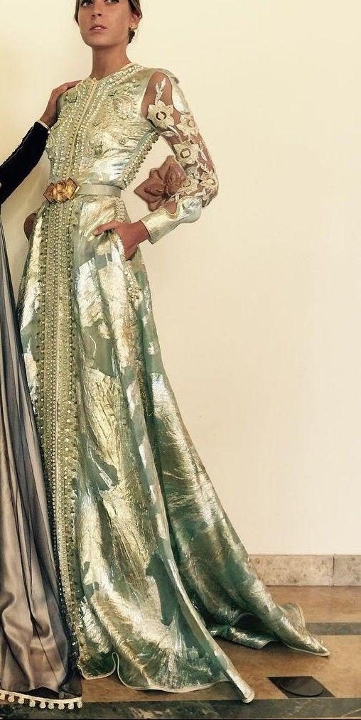 Pin von khadija khadija auf caftan | Pinterest | marokkanisches ...