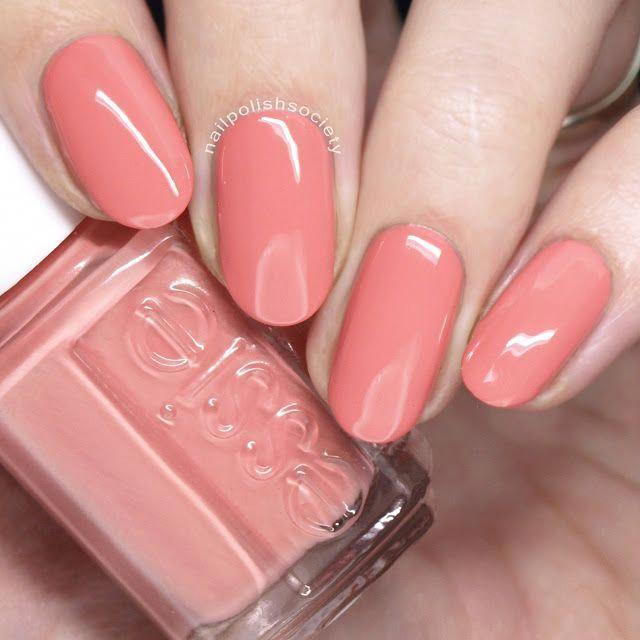 Essie Spring 2018 Collection Nail Polish Society