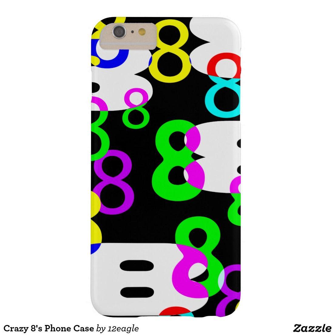 Crazy 8s phone case crazy iphone case