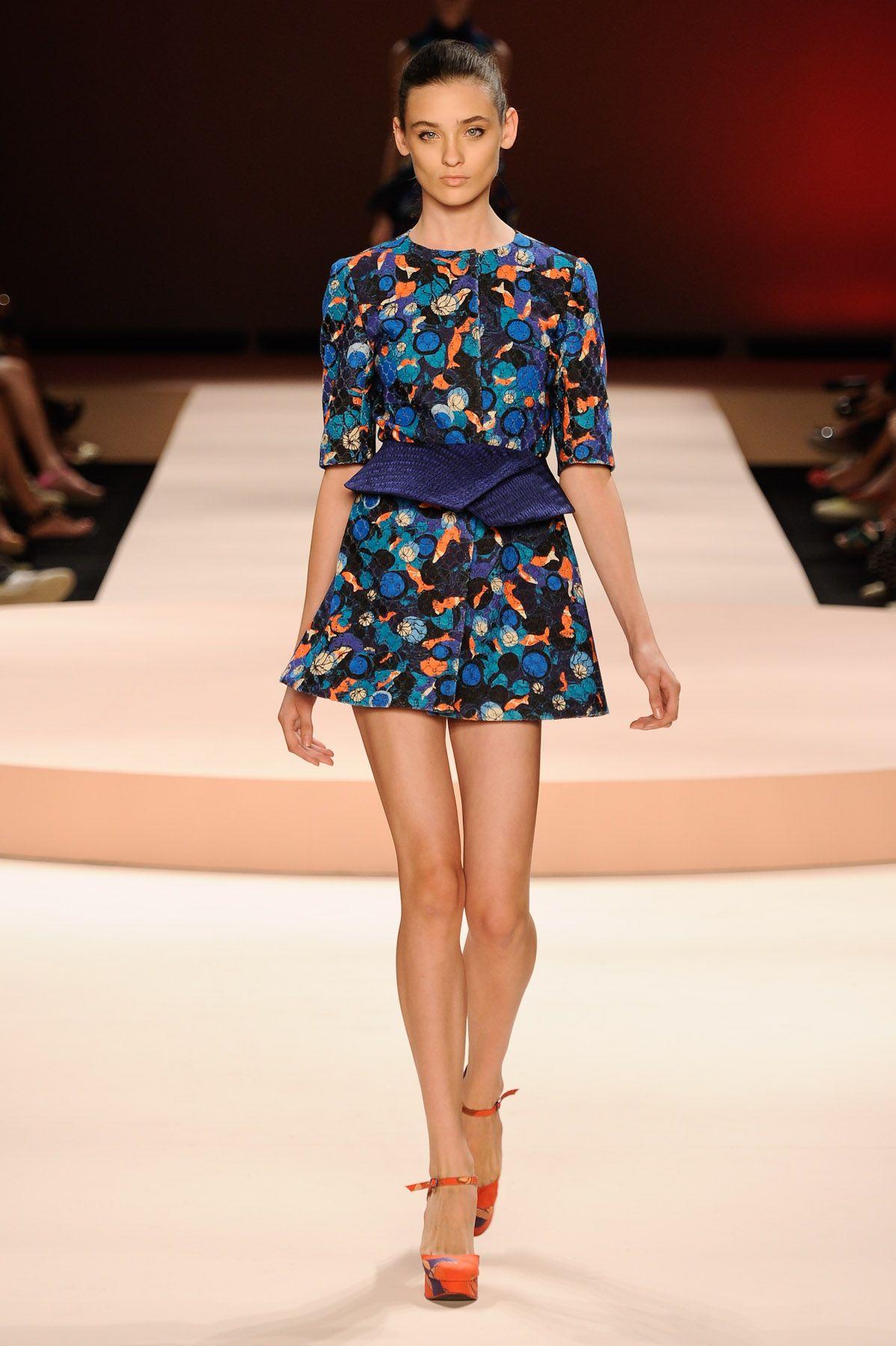 ad01c5172 Maria Bonita Extra Catwalk Fashion, Rio, Brazil, Winter Collection,  Walkways, Hair