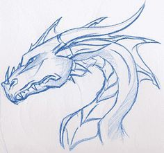 Dragons Drawings Google Search Dragon Drawing Art Dragon Art
