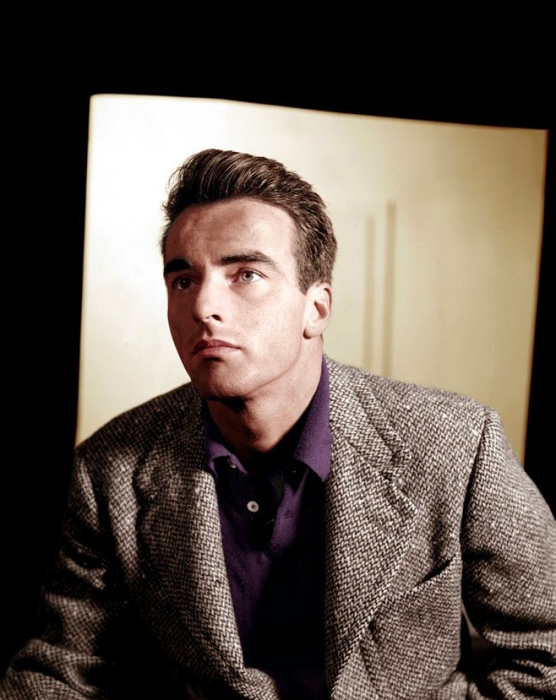 montgomery clift bio