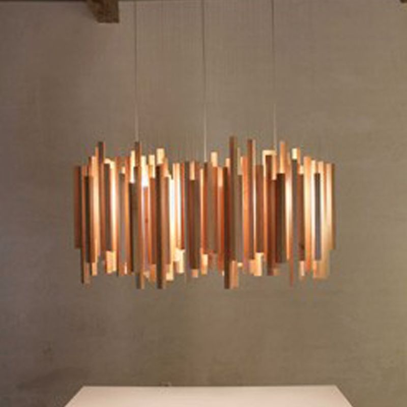 Suspension design woods arturo alvarez lustre design for Suspension bois luminaire