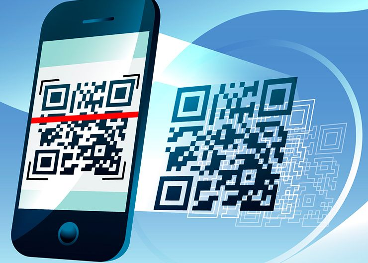 Mobile Qr Code Door Scan Or Enter Through Guest Name Or Allocated Confirmation Number In 2020 Qr Code Business Card Check In App Qr Code