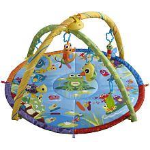 Lamaze Pond Symphony Motion Gym Quot Stimulate Baby S Senses