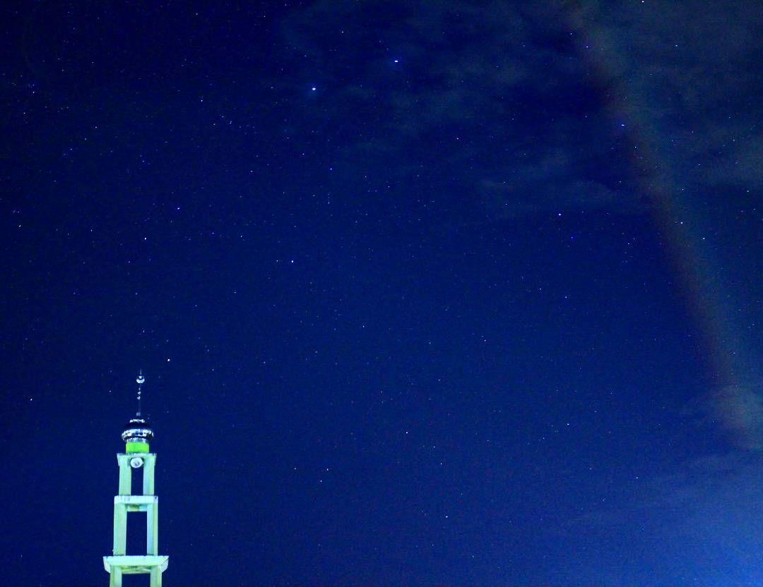 Pagipun Tiba Sampai Ketemu Lagi Bintang Di Malam Yang Berbeda