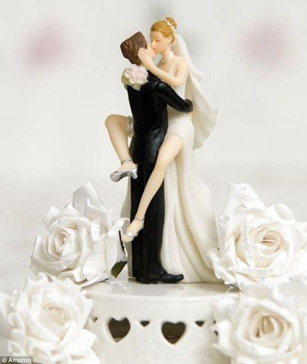 Are These The Most Inappropriate Wedding Cake Toppers Bizarre Figurines That Could Send Your Guests
