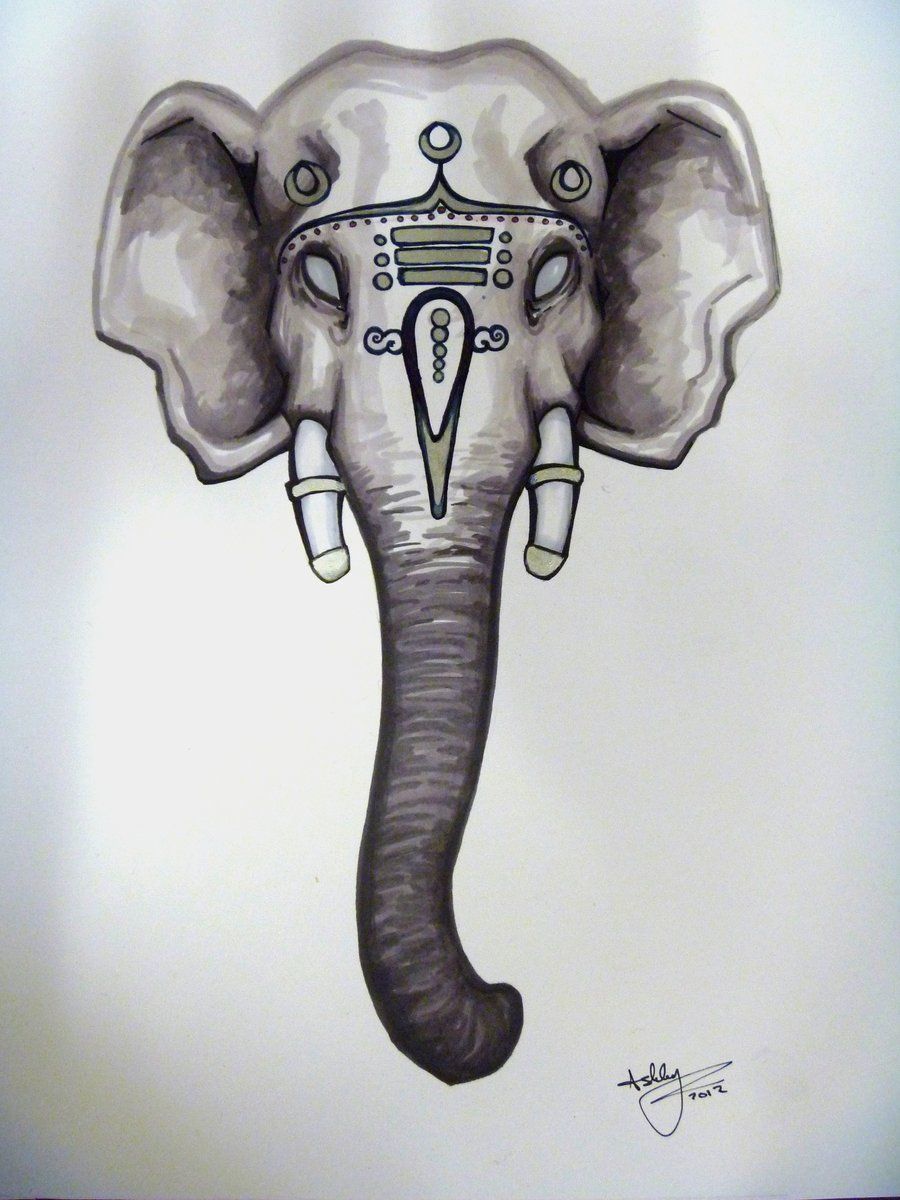 Indian elephant   jungle book 2015   Pinterest   Indian ...