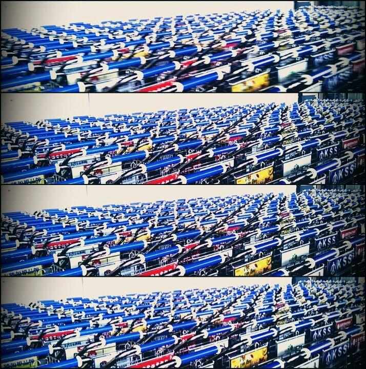 carts in Taiwan Taoyuan International Airport