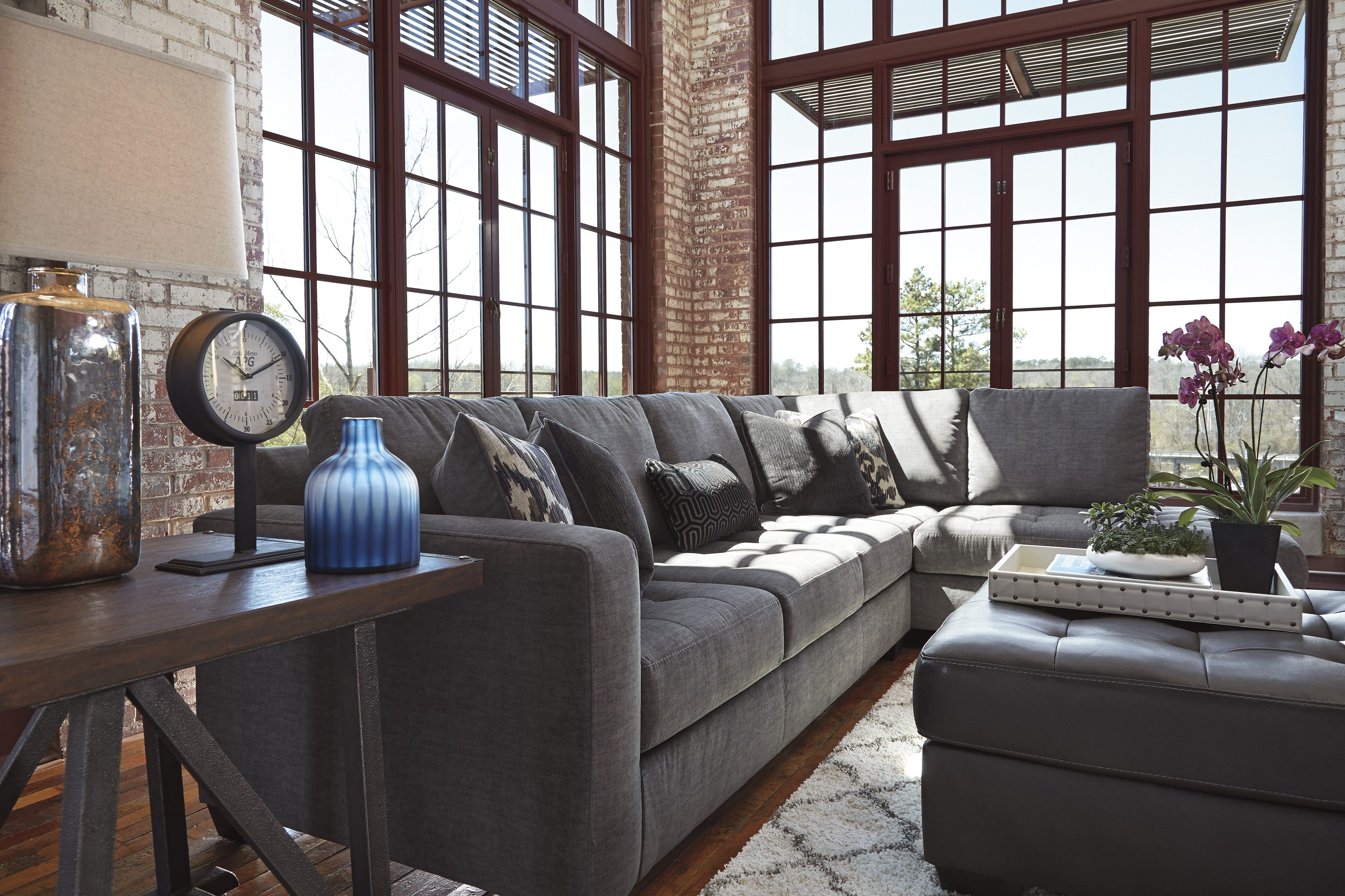 The Ashley Homestore Owensbe Sectional Is Beyond