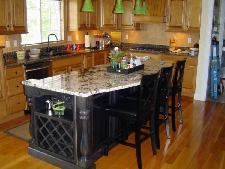 Best Kitchen Cabinets Kraftmaid Kitchen Cabinets Granite 400 x 300