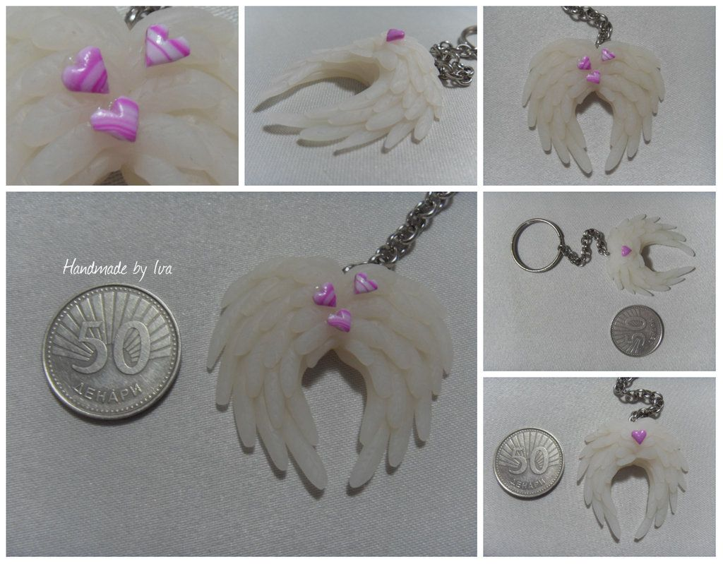 Fairies and Angels Silicone Resin Mould for Crafts  Jewellery Making Angel Wings and Feathers