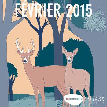 Playlist du mois Février 2015 by Espace B