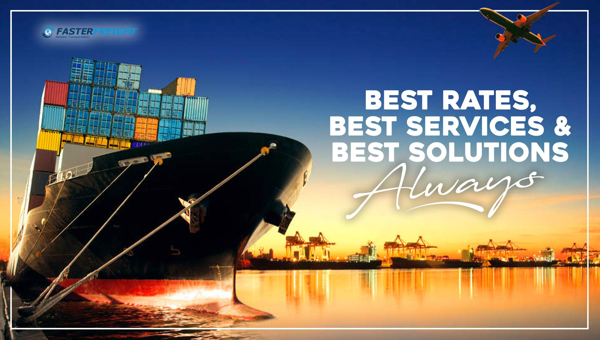 Freight Shipping Quote Best Rates Best Services & Best Solutions Alwaysget Online Quote .