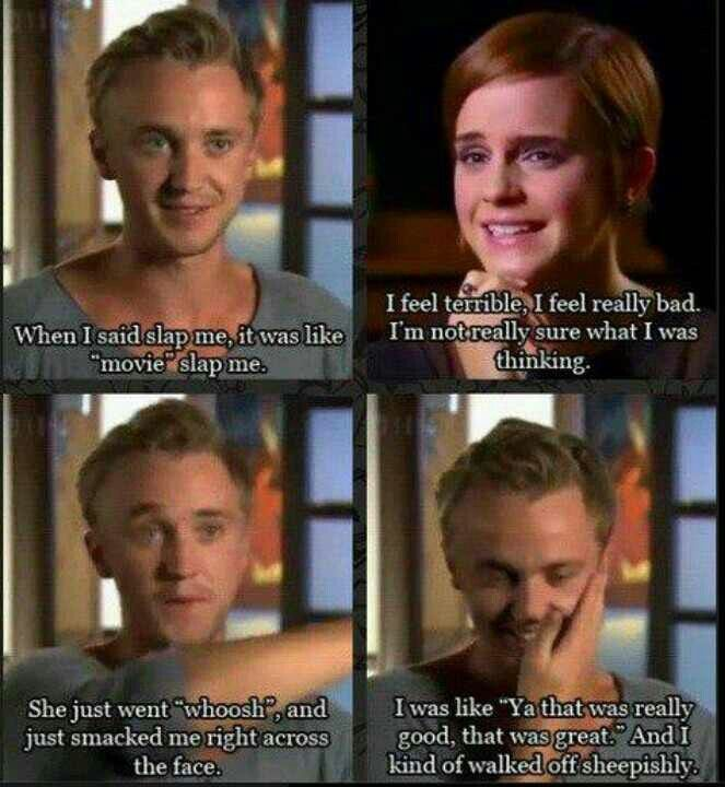 oh, Tom and Emma