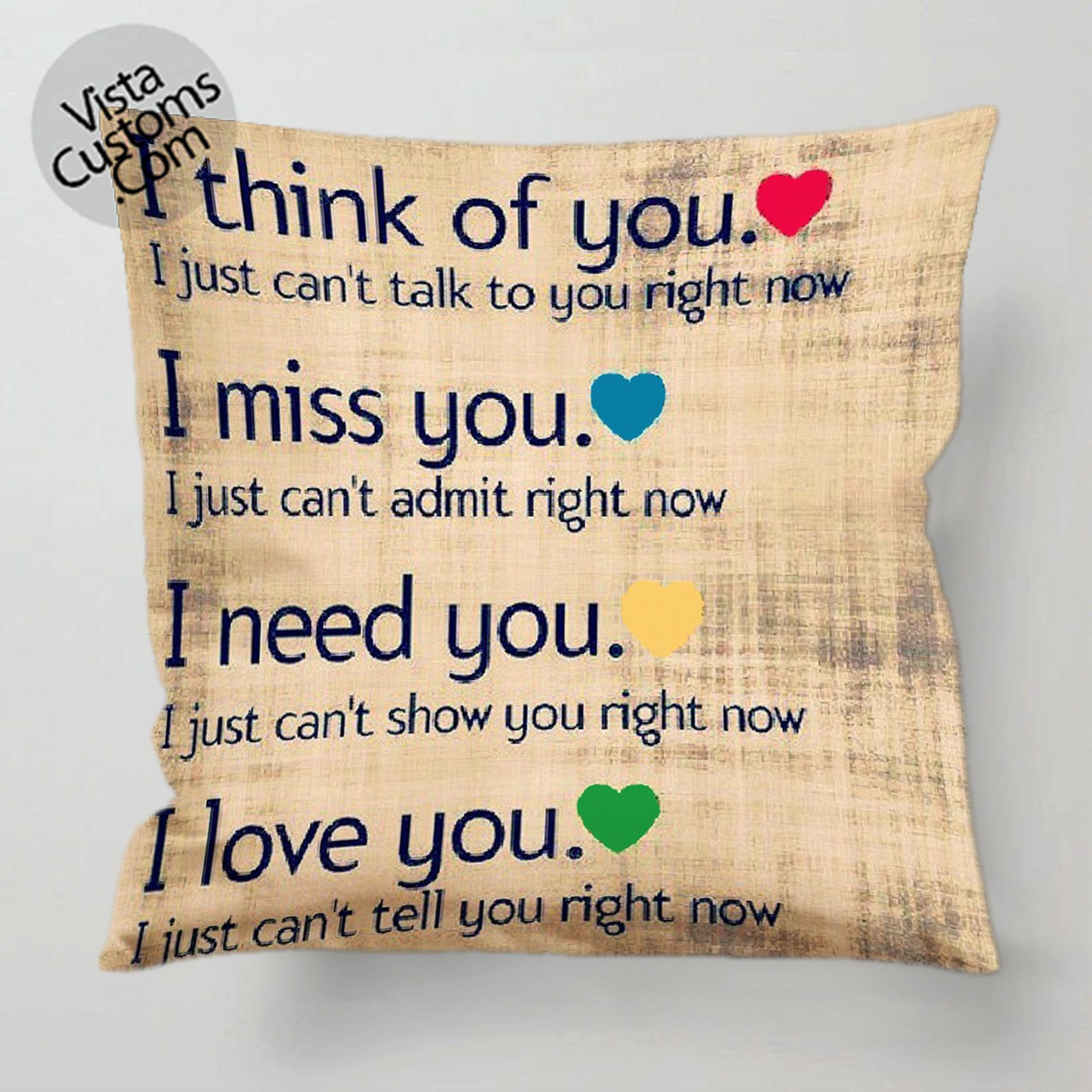 Cute Love Quotes Ahton Irwin 5 Seconds Summer pillow case cover 1 or