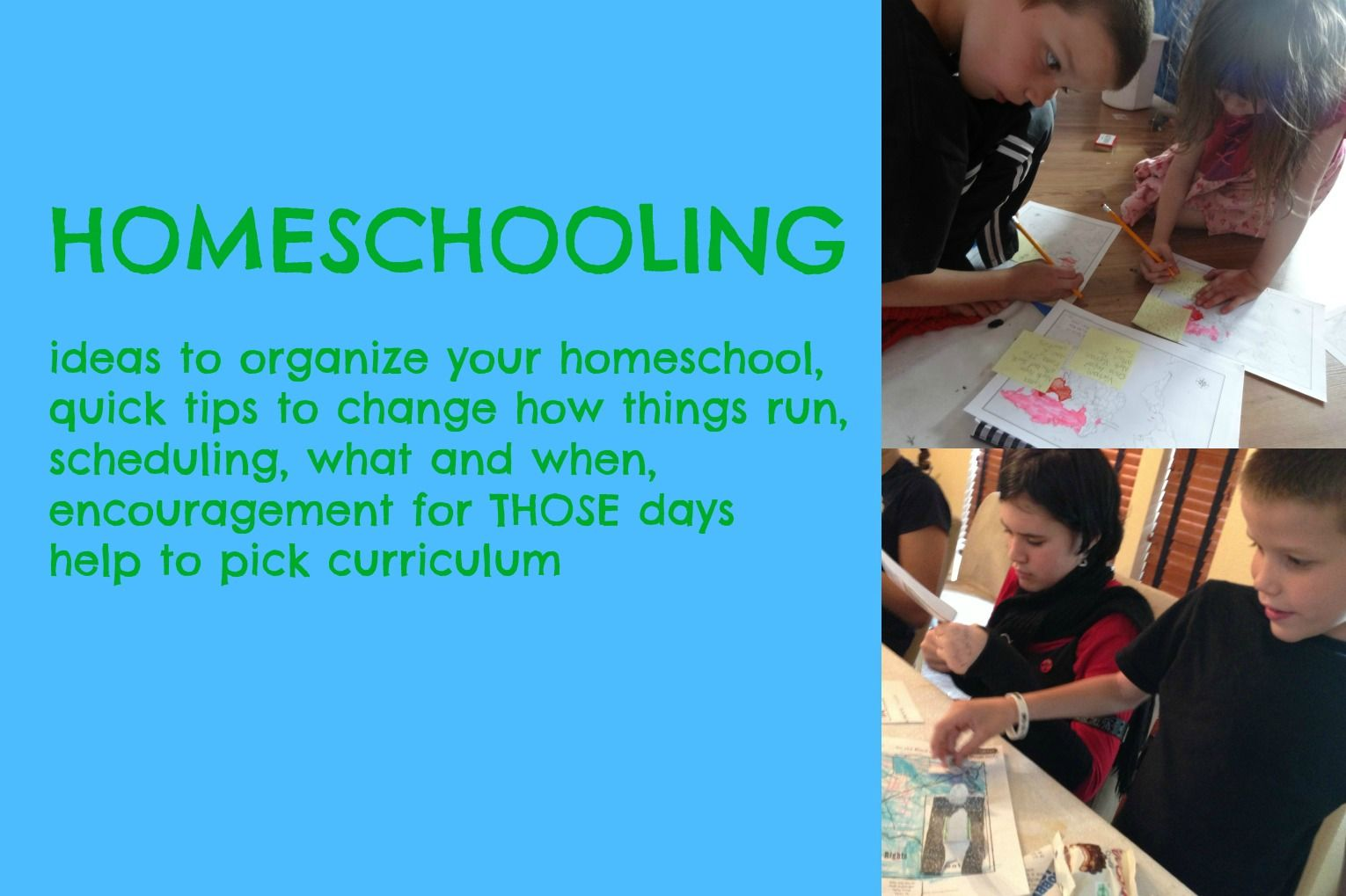 Homeschooling Tips Ideas Encouragement And More For Your