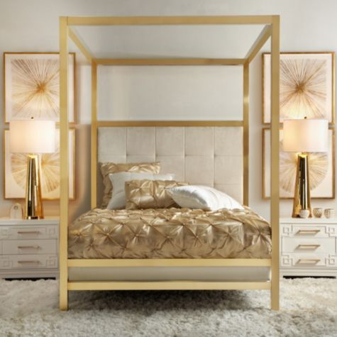 Enzo Bed From Z Gallerie Luxurious Bedrooms Stylish Home Decor