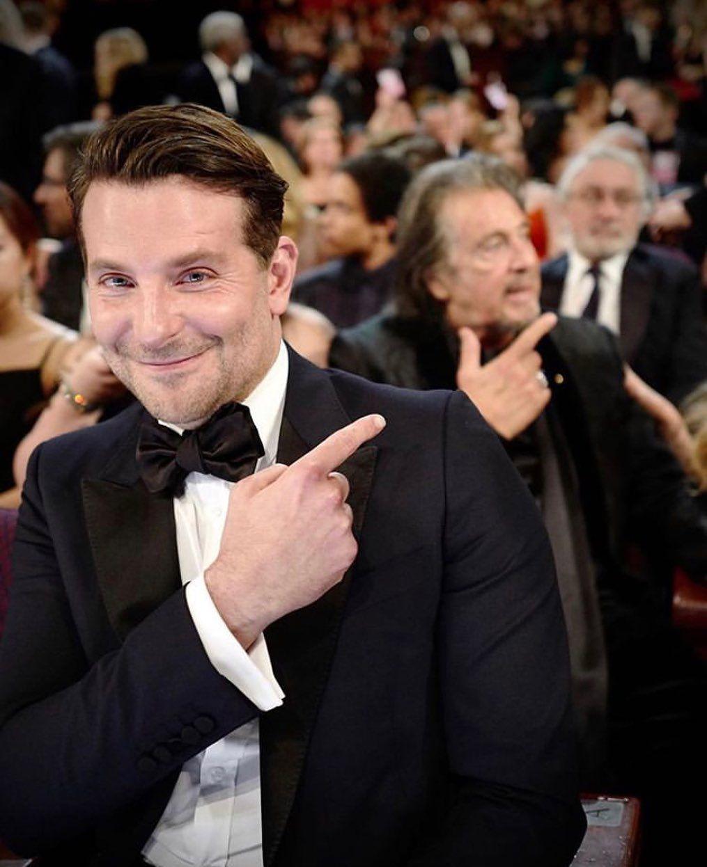 Darwincultural On Instagram Bradley Cooper Al Pacino Y Robert