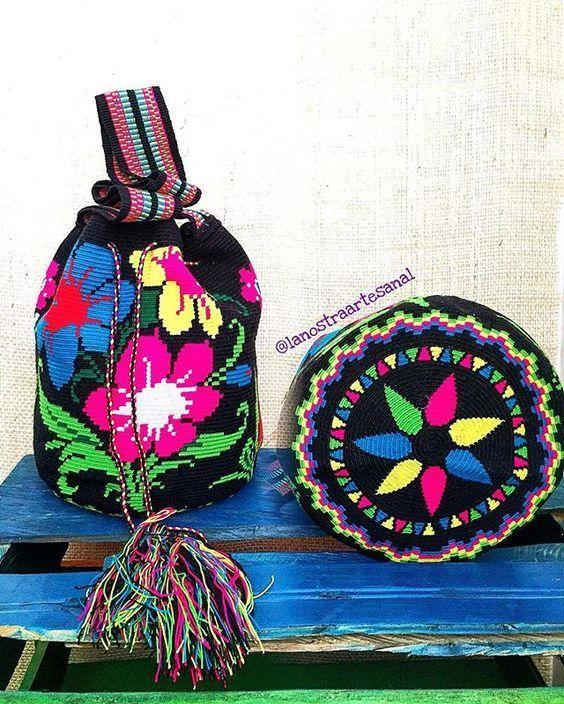 ru.pinterest.com | Bags n Baskets | Pinterest | Gehäkelte taschen ...