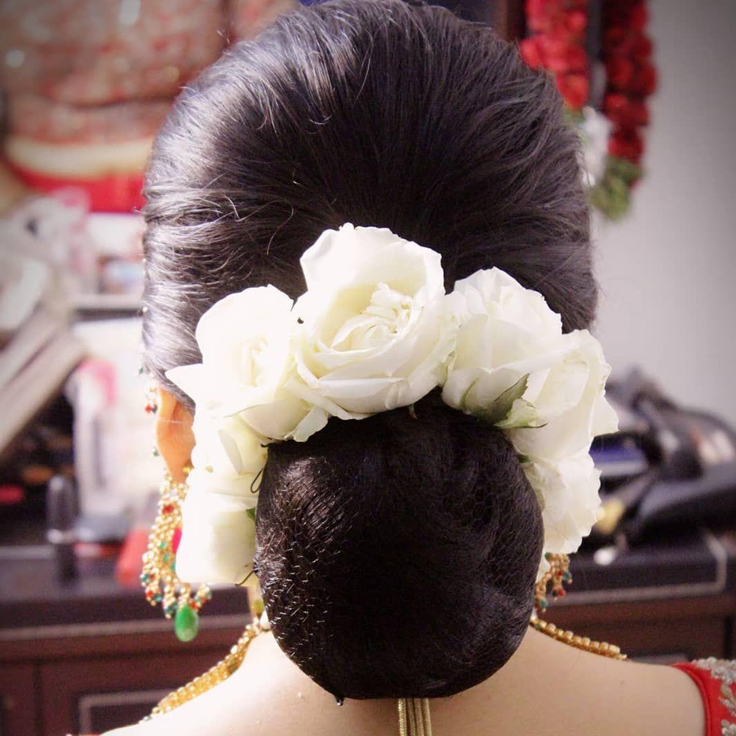 Indian Braids Hairstyle: Hair Goals!😍 #hairstyle #hairstyling #bridalhair