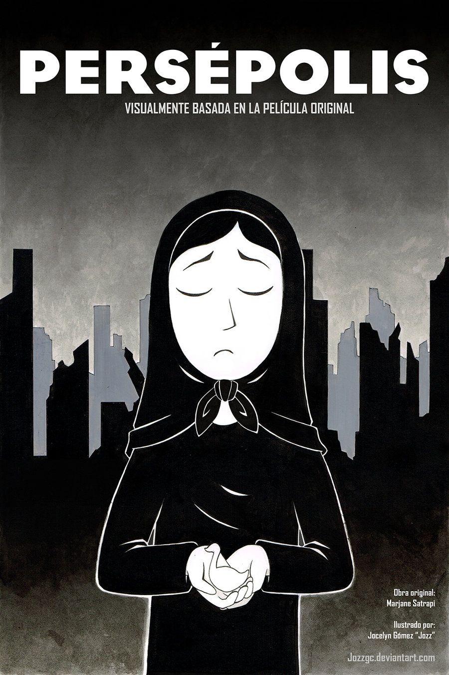 Persepolis Animated Movies Animation Film Animation