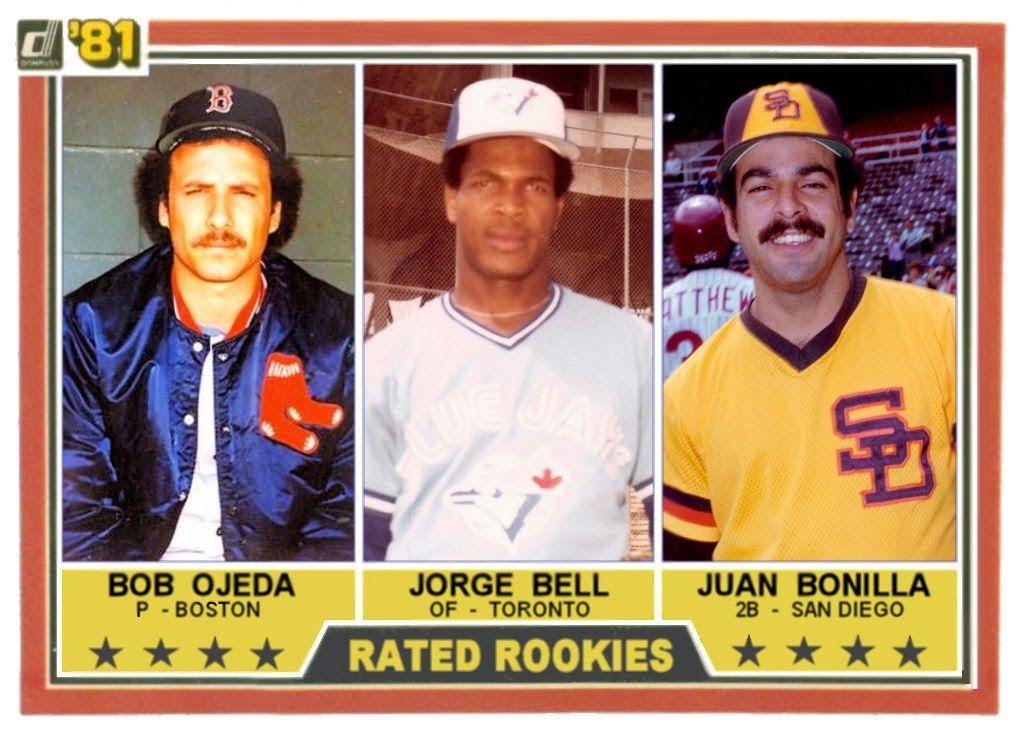 Cards That Never Were: 1981 Donruss