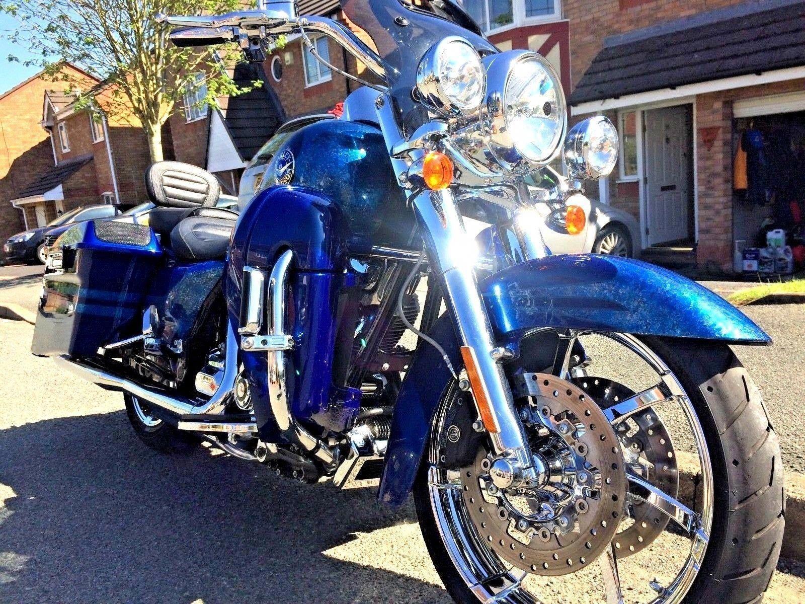 eBay: Harley Davidson Road King CVO #harleydavidson ukdeals rssdata