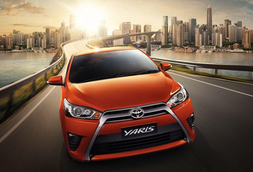 AllNew Toyota Yaris 2014 Yaris, Toyota, Automobile industry