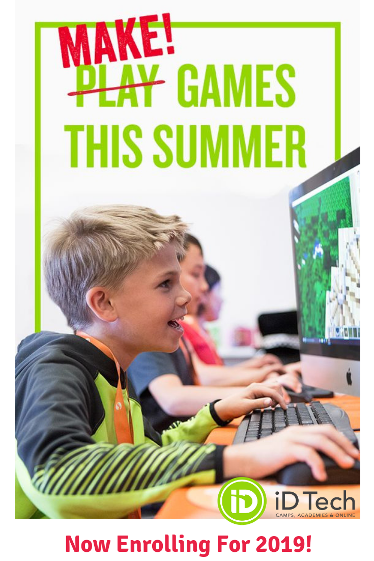 The 1 Summer Tech Camp For Ages 7 18 At Stanford Mit And 150 Top Campuses Become A Coder Game Developer Tech Camp Summer Camps For Kids Science For Kids