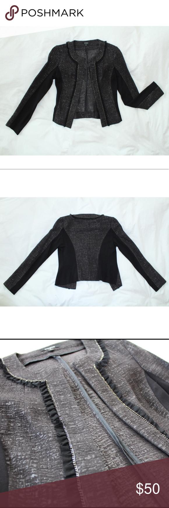 Express blazer Clothes design, Fashion, Fashion