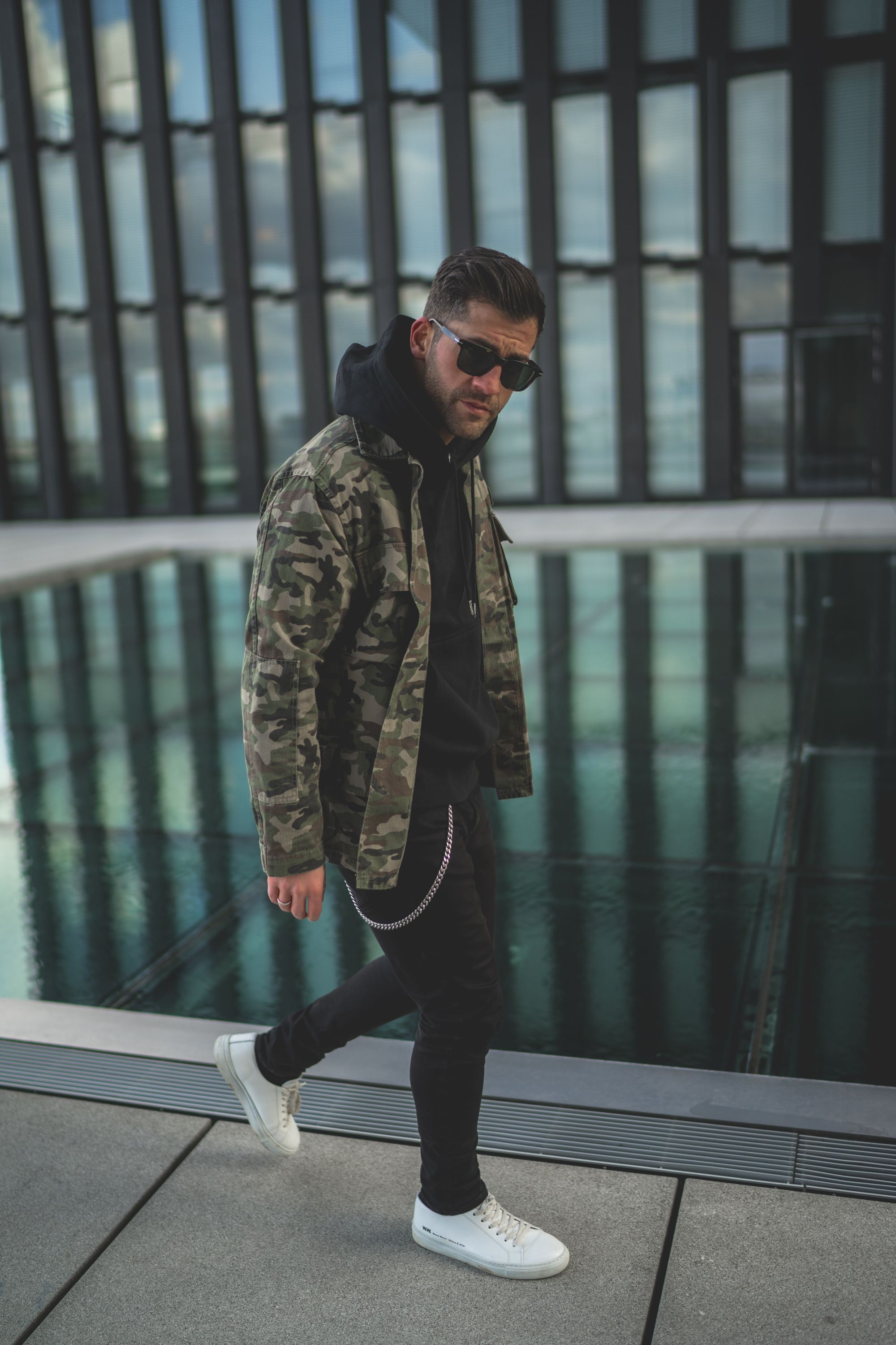 ARMY JACKET CAMOUFLAGE | Fitness fotografie, Camouflage