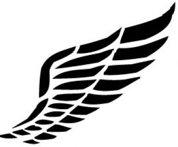 wings design in vector format inspiration pinterest vector rh pinterest com wind vectors wind vectors map