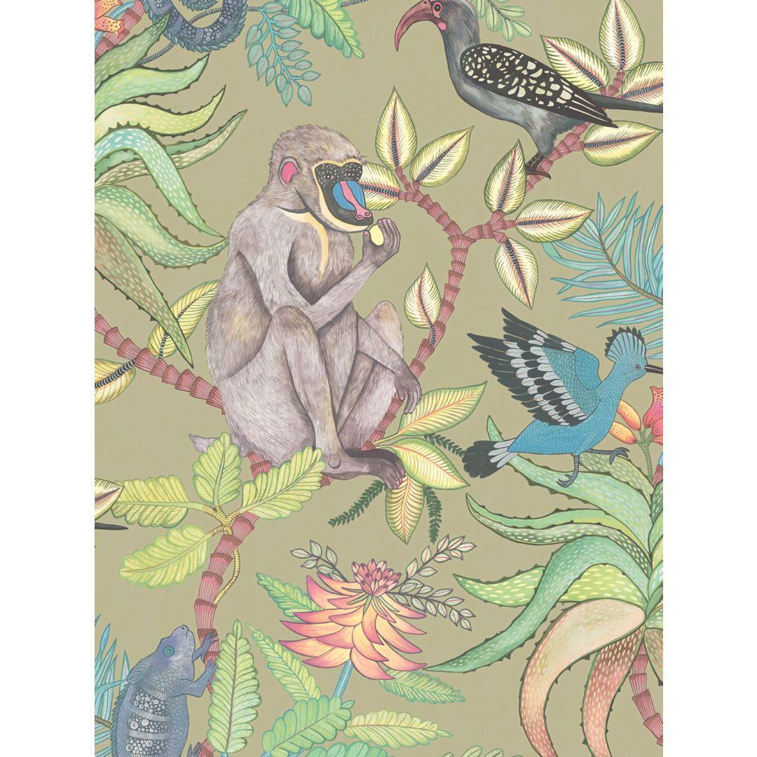 Cole & Son Savuti Wallpaper, 109/1005 Cole, son, Cole