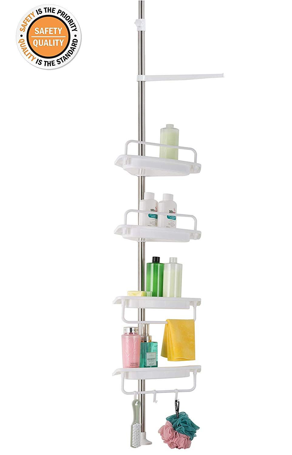 10 Best Corner Shower Caddy In 2020 With Buying Guides Corner
