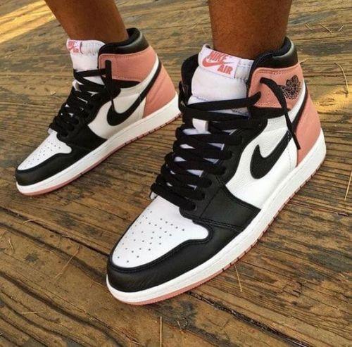 Buy shoes JORDANS High OG NRG Rust Pink For Womens