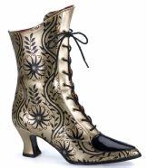 Victorian Wonderland Boots