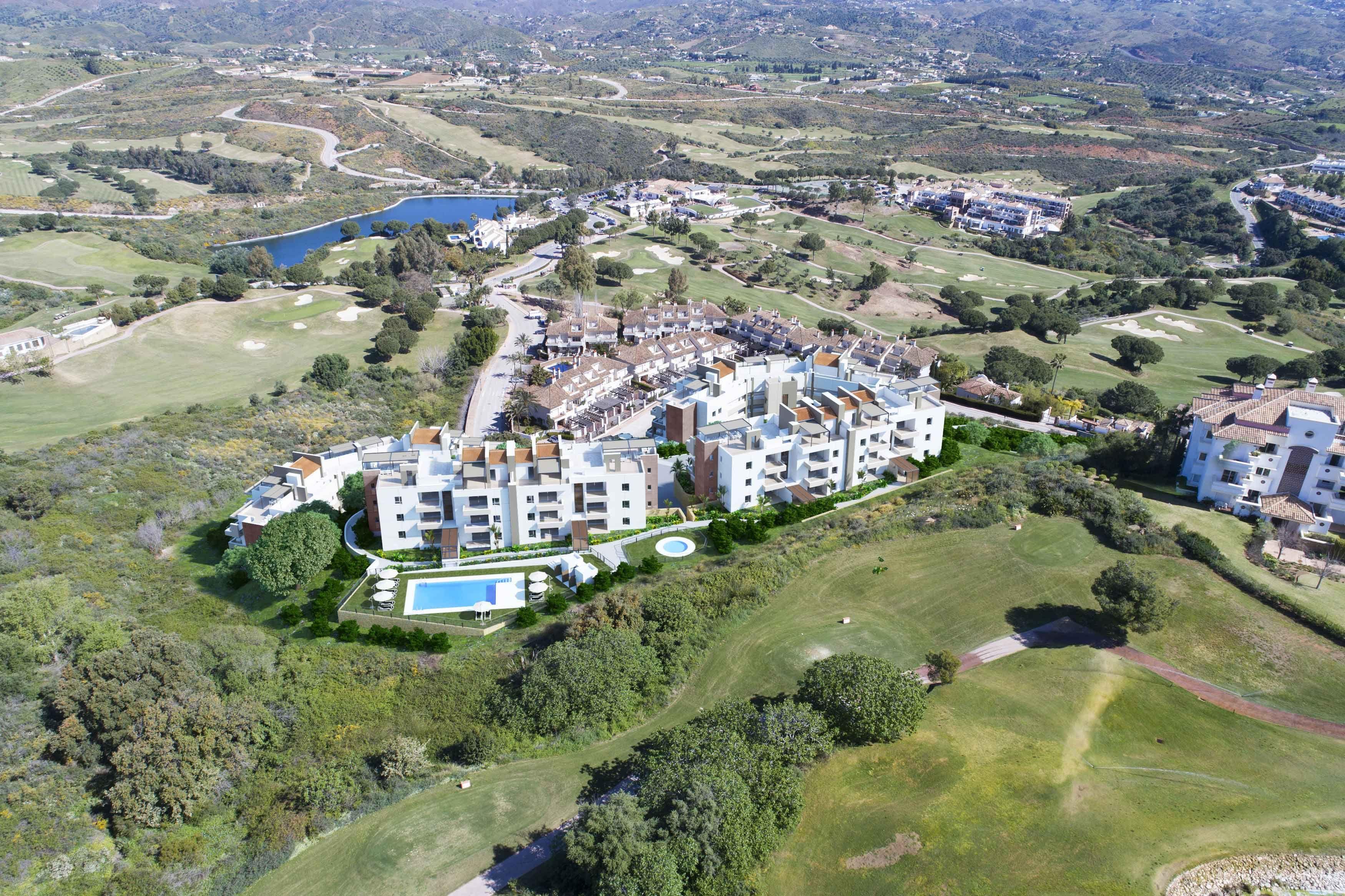 Grand View La Cala Golf Resort Mijas Malaga Taylor Wimpey Golf Resort Resort Views