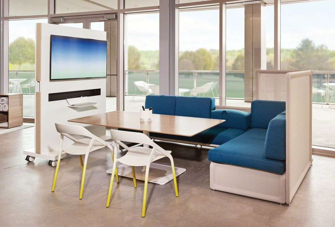 Design Inspiration + Ideas for Modern Office Workspaces ...