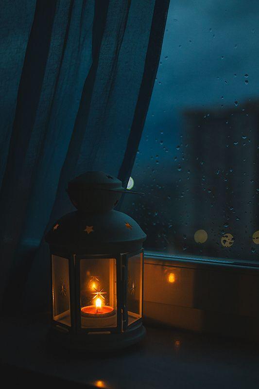 La lampada accesa