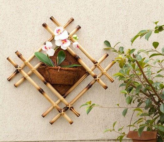 Бамбук в интерьере base village Pinterest Bambú, Cañas y - decoracion con bambu