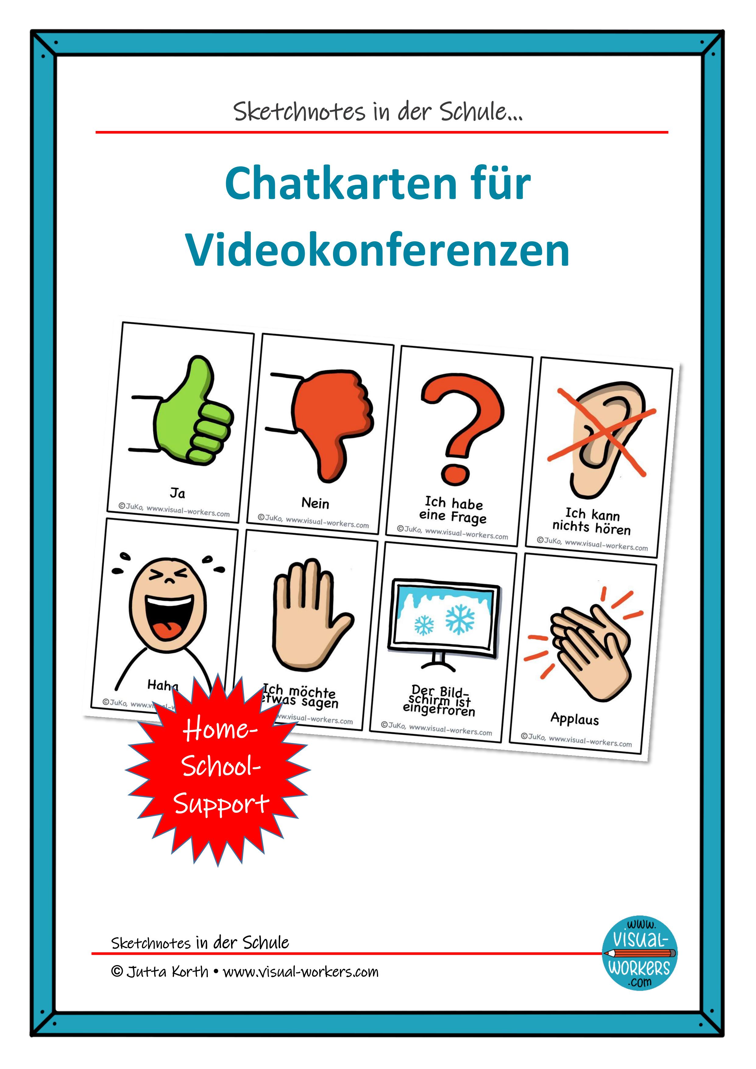 kennenlernen videokonferenz schule