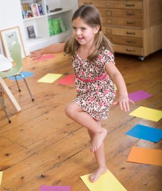 18 get-off-the-couch games.  I really like pretty much all of these ideas!  fun!