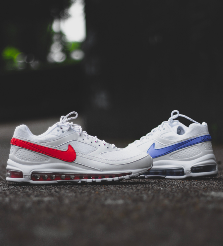 on sale af196 37d65 Skepta x Nike Air Max 97/BW Sk Air II AO2113-100 | www ...