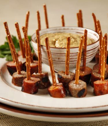 Make this Oktoberfest appetizer for a crowd