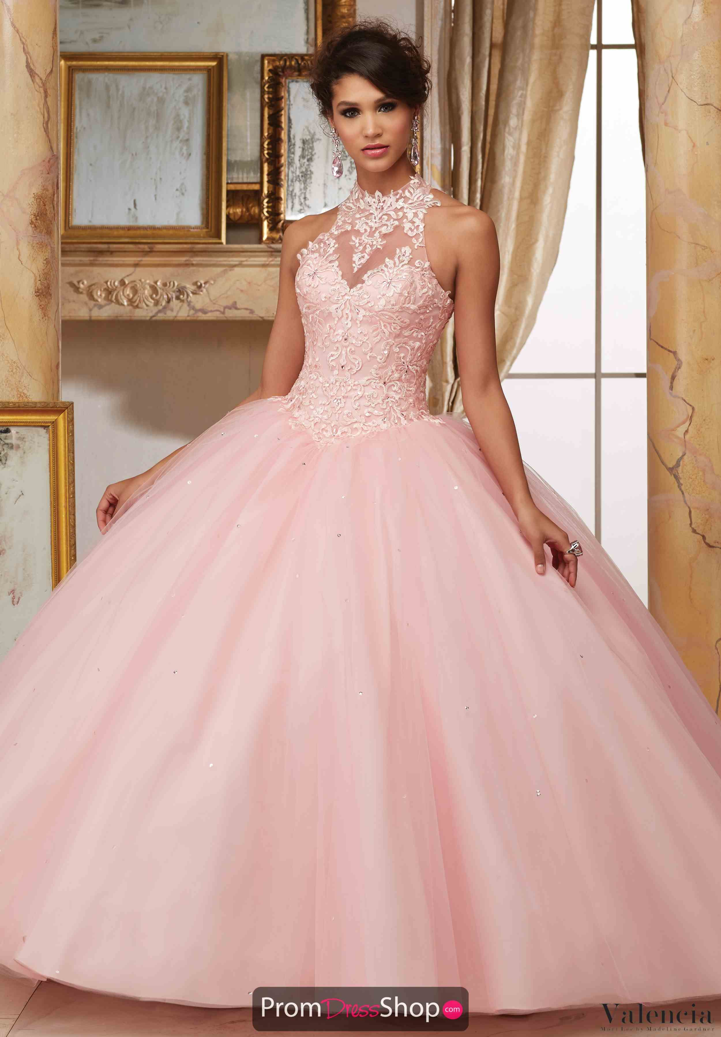 Vizcaya Quinceanera Corset Lace Back Dress 60004 | Lace bodice ...